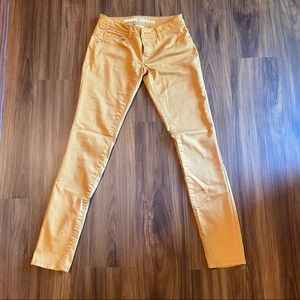 Mossimo Supply Co. | Gold colored jegging